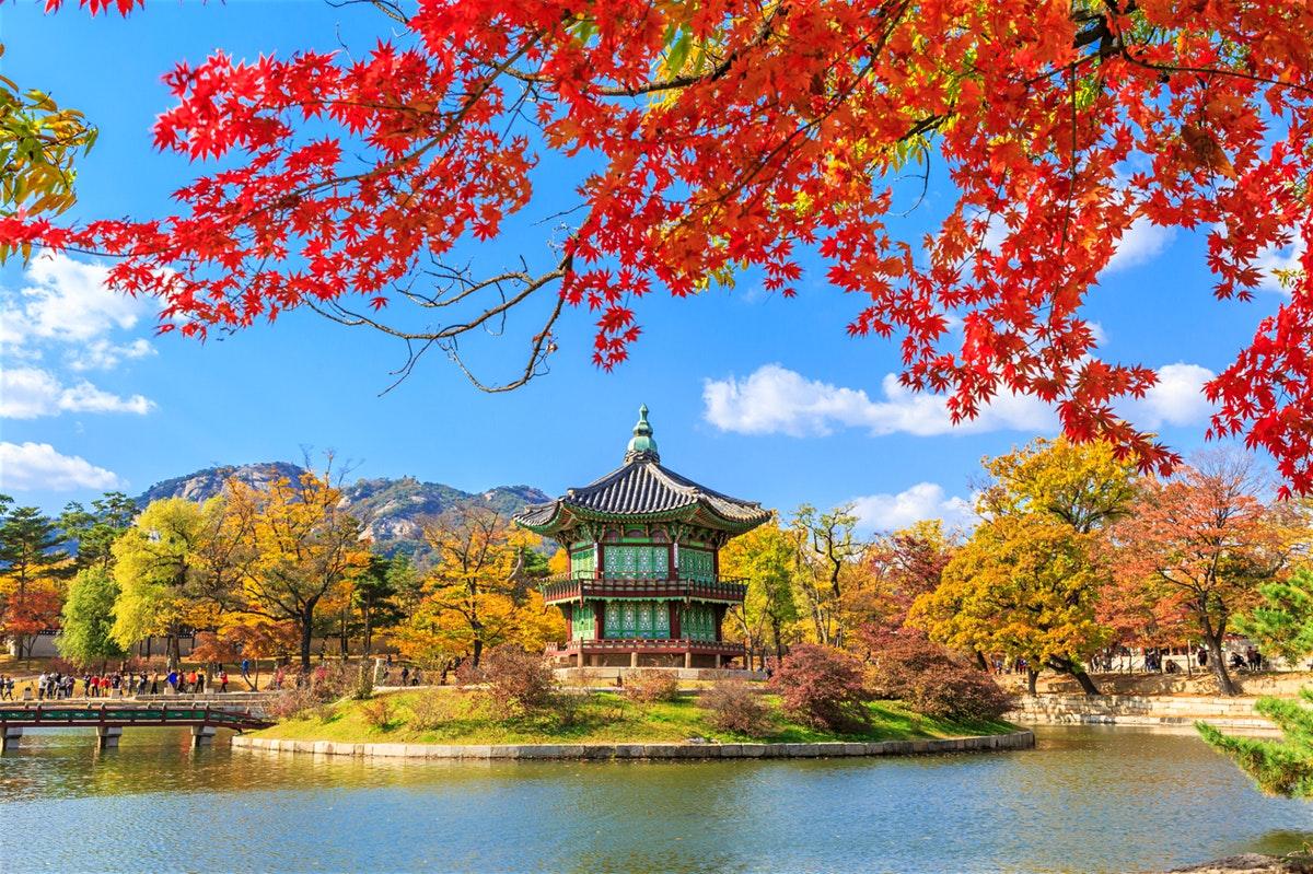 Южна Корея