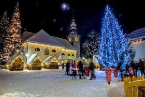 Нова година в Кранска гора, Словения! Автобусна програма с тръгване от Пловдив и София: от 549 лв!!
