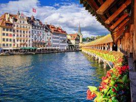 Шоколадовата Швейцария, юни/септември 2017! Автобусна програма със 7 нощувки на цени от 987 лв!!!