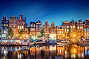 Круиз по Рейн и холандските канали! Пакетни цени от 850 евро /вкл. 7 нощувки FB на круизен кораб и Бг водач/!!!