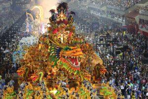 Аржентина и Бразилия – петзвезден блясък в Рио де Жанейро, с Карнавал и Св. Валентин!!