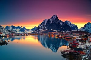 Екскурзия в Норвегия, юни 2018! Промоционални цени при ранно записване!!!