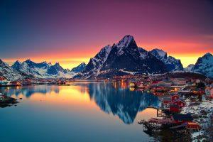 Екскурзия в Скандинавия – норвежки фиорди, Берген и четири скандинавски столици! Промоционални цени при ранно записване!!!