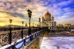 МОСКВА и САНКТ ПЕТЕРБУРГ- 7 нощувки и пълна туристическа програма!НОВИ ДАТИ!