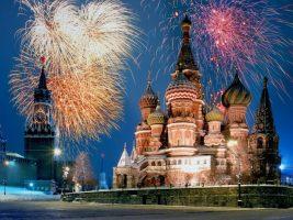 НОВА ГОДИНА В МОСКВА! СУПЕР ОФЕРТА ОТ 1140 ЛВ!!!