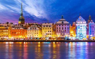 Екскурзия до Стокхолм и Хелзинки, с включени самолетни билети и нощувки на круизен кораб! Промо цени до 16.01.2017!