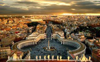 ВЕЛИКДЕН в РИМ! Супер оферта от 249 евро /с полет,такси и 3 или 4 нощувки+закуски в хотел-център/!!!