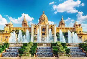 БАРСЕЛОНА-САМОЛЕТНА ПРОГРАМА от 249 евро /включени полети,такси и хотели-център/!