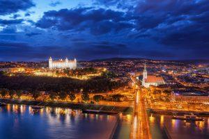 НОВА ГОДИНА В БРАТИСЛАВА–LAST MINUTE ЦЕНИ от 309 евро/с полети и 4*хотели-център/!