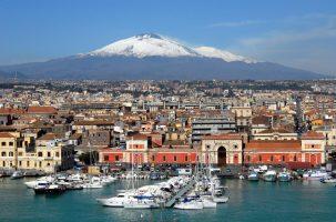Нова година в Катания, Сицилия: от 890 лв /с полет, такси+багаж, 4 нощувки+закуски, обиколен тур/!!!