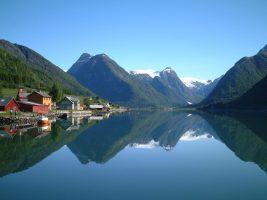 Бели нощи в Скандинавия, лято 2018! Норвежки фиорди,Берген и 4 скандинавски столици!