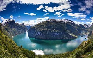Обиколна екскурзия в Скандинавия, юли/август 2018! Супер оферта от 1795 евро /с транспорт и 10 нощувки+закуски/!!!