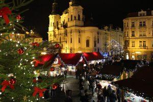 Нова година в Прага! Пакетни цени от 990 лв /с полет, такси+багаж, 4 нощувки+закуски в хотел 4*/!!!