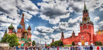 ВЕЛИЧИЕТО НА РУСИЯ – МОСКВА И САНКТ ПЕТЕРБУРГ МАЙ 2020!