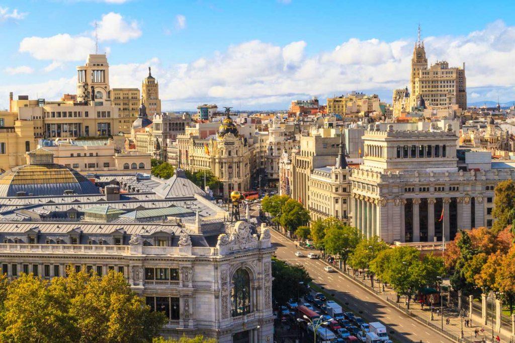 МАДРИД, ПРОМОЦИОНАЛНИ ЦЕНИ от 369 евро!Включени полети,такси и хотели-център!