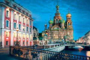 Величието на Русия – Санкт Петербург и Москва!!