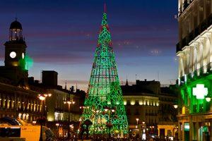 Коледа в Мадрид! Промо оферта от 449 евро /с полет, такси и 5 нощувки+закуски/!!!