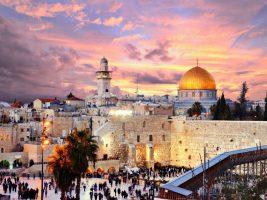ЙОРДАНИЯ и ИЗРАЕЛ с Акаба, Ейлат и Масада!!!