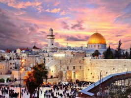 Нова Година в Йордания и Израел!! Пакетна цена от 2 298 лв!!