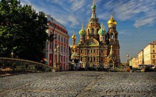 Екскурзия в Санкт Петербург и Москва, април-май 2018! Пакетни цени от 2294 лв /с полети, такси+багаж, 7 нощувки+закуски/!!!
