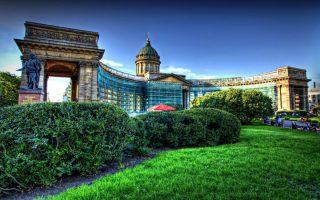 Величието на Русия! Екскурзия в Москва и Санкт Петербург!!!
