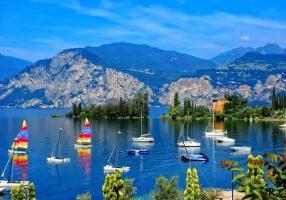 ИТАЛИЯ – очарованието на италианските езера!!