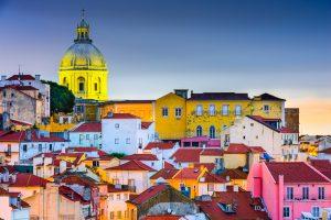 Великден в Лисабон! Пакетни цени от 599 евро!!!