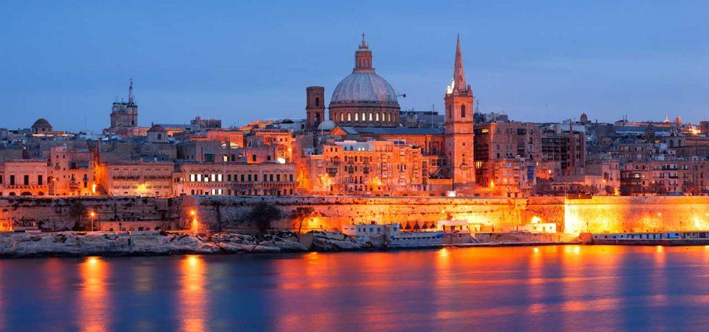 КОЛЕДА В МАЛТА-ранни записвания от 339 евро/с 5 нощувки в 4*хотел+полети и такси/!