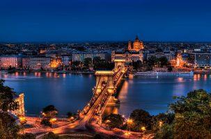 Коледа в Будапеща: от 299 евро /с полет, такси и 5 нощувки+закуски/!!!
