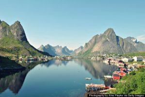 Лято в Скандинавия 2019:  Норвежки фиорди и четири скандинавски столици с круиз и самолет!!