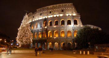 КОЛЕДА В РИМ-ПРОМОЦИОНАЛНИ ЦЕНИ от 359 евро/4 нощувки в хотел-център, включени полети и такси/.