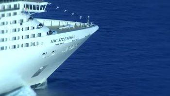 Круизен кораб MSC Splendida