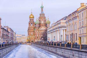 Руско величие и бели нощи: Санкт Петербург през юни!
